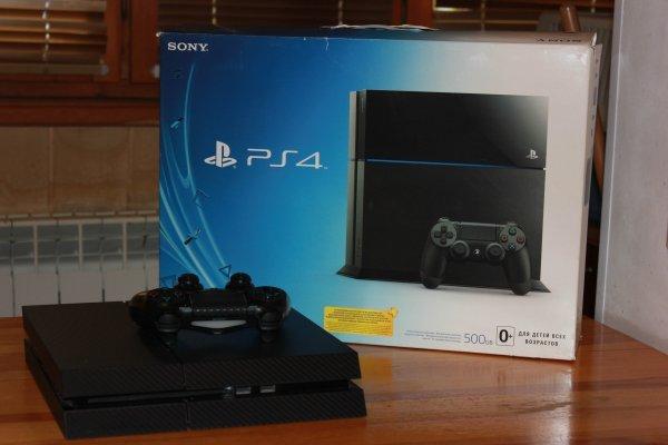 Продам PS4 500 gb
