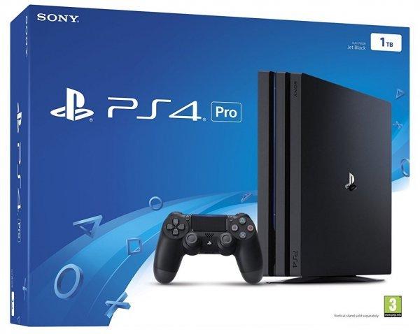 PS4 Pro (EU) новая гарантия в наличии!