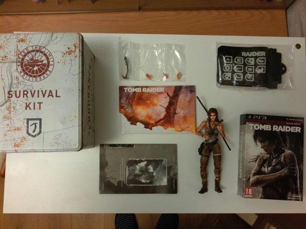 Коллекционное издание Tomb Raider (без игры)