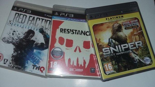 Продам набор МУВ и игры на PS3