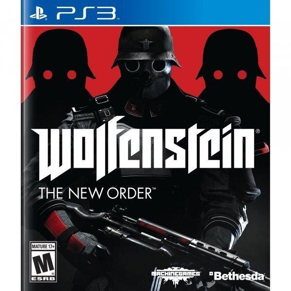 [Продам акк PS3] Wolfenstein: The New Order
