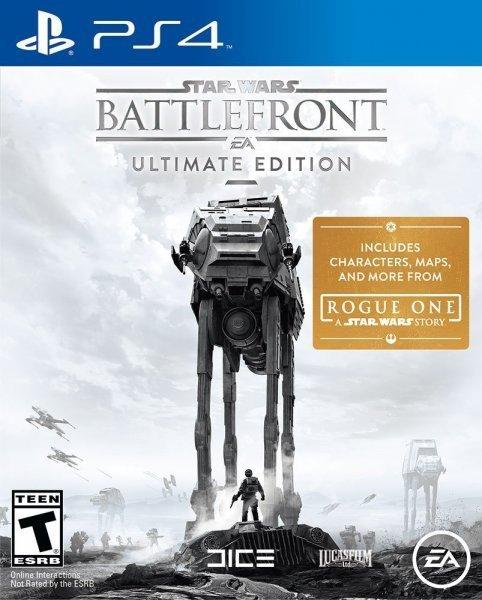 Продам П2 Star wars Battlefront + все DLC 94594