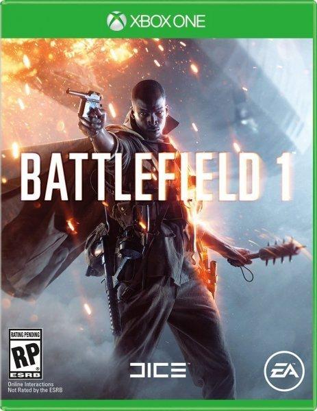 Продам Аккаунт Battlefield 1 для Xbox One