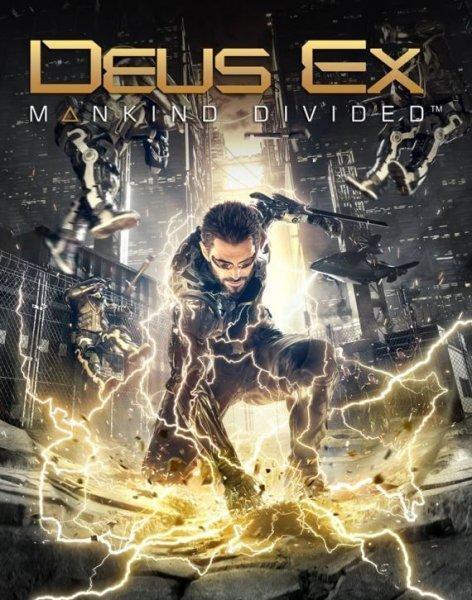 Deus Ex MD Digital Deluxe П2 (в базе)
