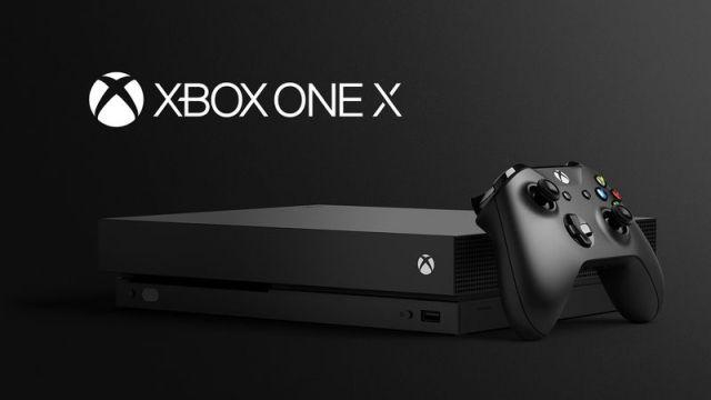 Xbox One X будет меньше, но громче