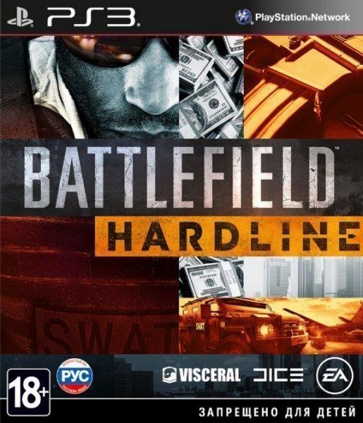 [Продам акк PS3] Battlefield Hardline