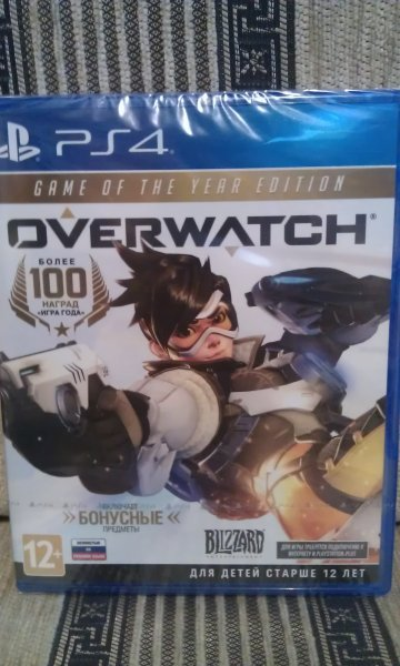 Overwatch: Game of the Year Edition ,новый