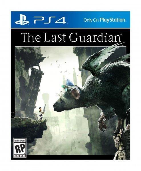 The Last Guardian (П3) с базы 90687