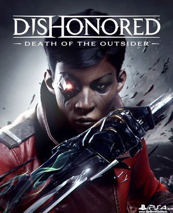Death of the Outsider П3 номер в базе 101318