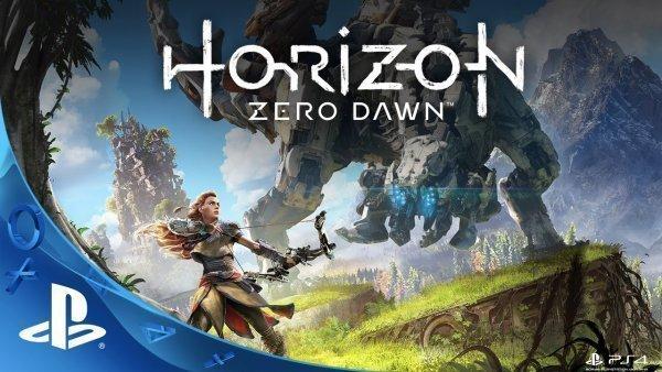Продам\обмен Horizon Zero Dawn полностью на русском