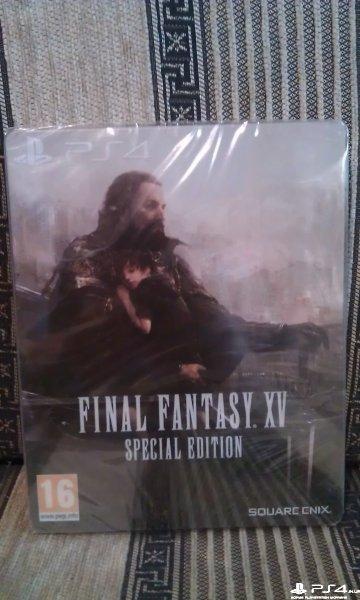 Final Fantasy XV Special Edition ,новый
