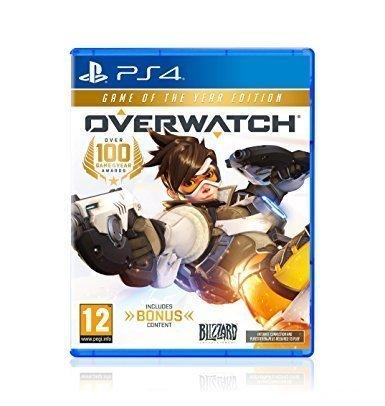 Overwatch GOTY П2