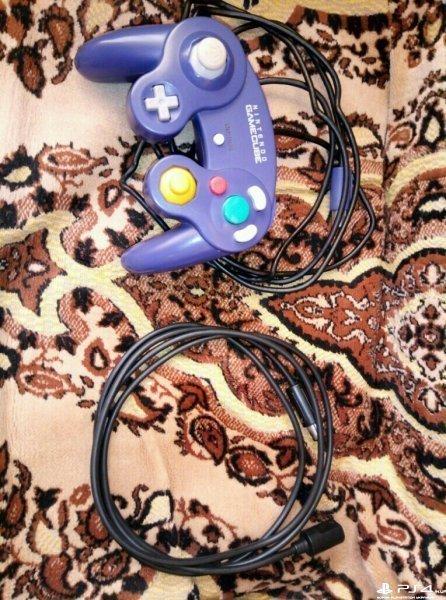Продам геймпад Nintendo Gamecube оригинал + удлинитель к нему
