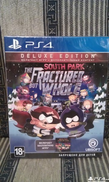 South Park: The Fractured but Whole. Deluxe Edition ,новый