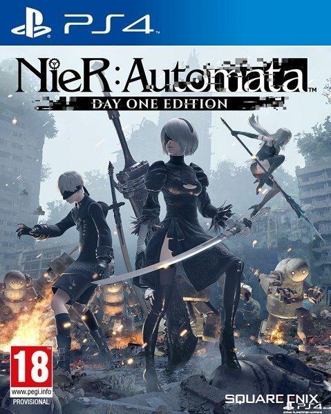 NieR: Automata (п3 из базы)