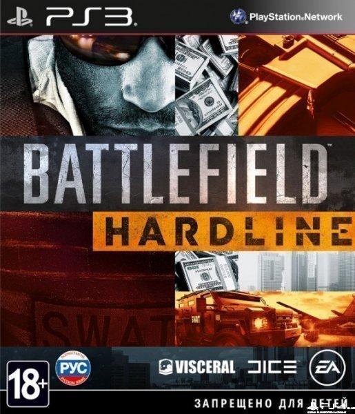 [Продам акк PS3] Battlefield Hardline/П2