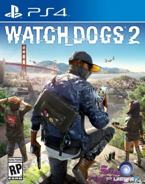 Watch Dogs 2 П2