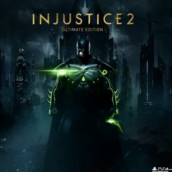 Injustice 2 Ultimate Edition / (П1)