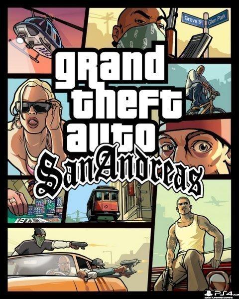 [Продам акк PS3] GTA San Andreas/П2/76399 (База)