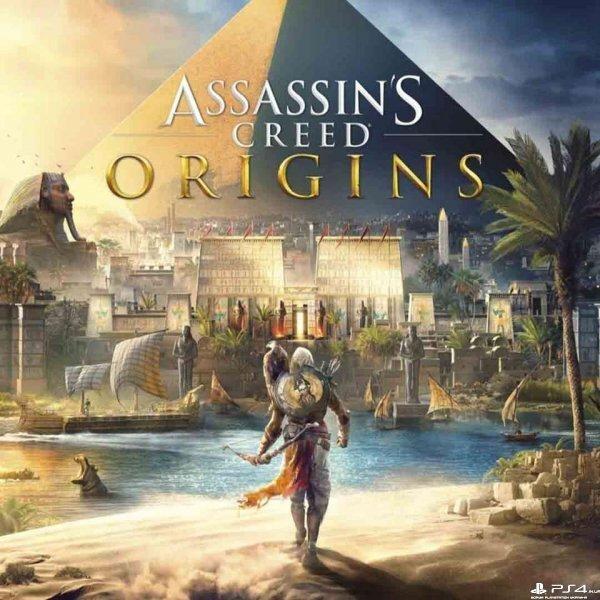 Assassin's Creed Истоки П2