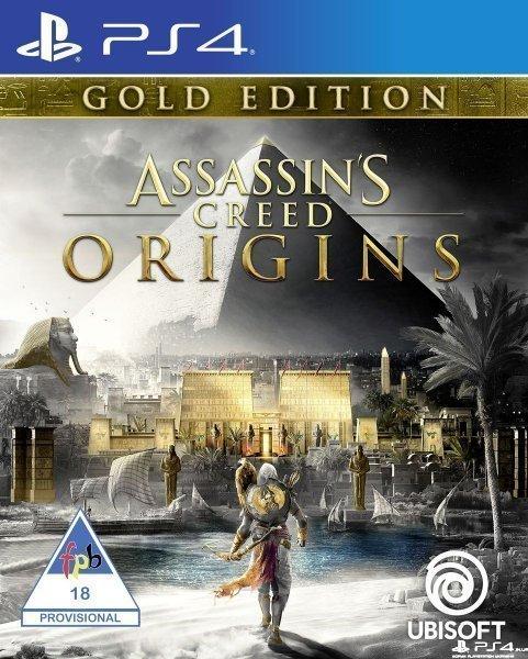 Assassin's Creed:Истоки - Gold Edition / П2 /104642
