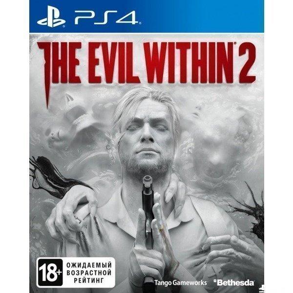 The Evil Within 2 (две игры,обе части) П2