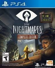Little Nightmares Complete Edition / П3 / 107327