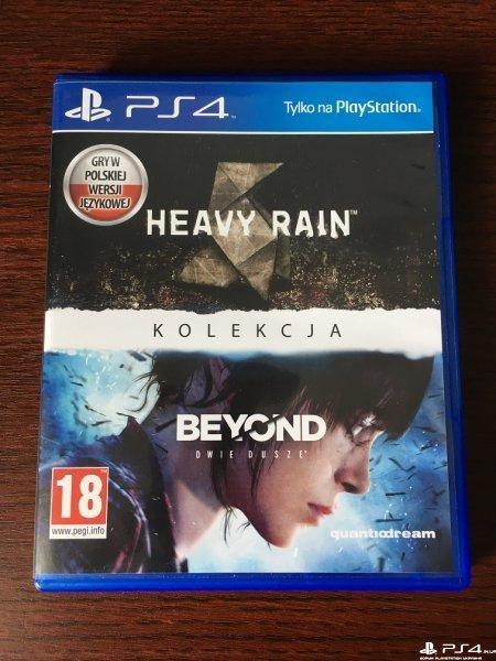 Until Dawn The order 1886 Heavy rain/Beyond two souls PS4