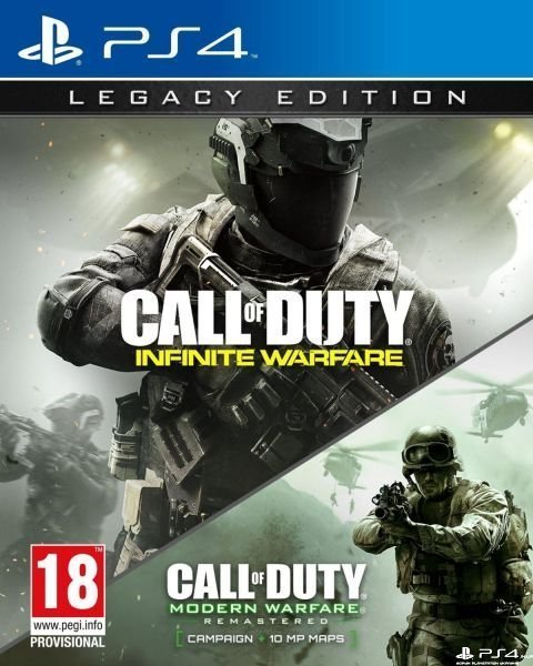 Call of Duty: Legacy Edition