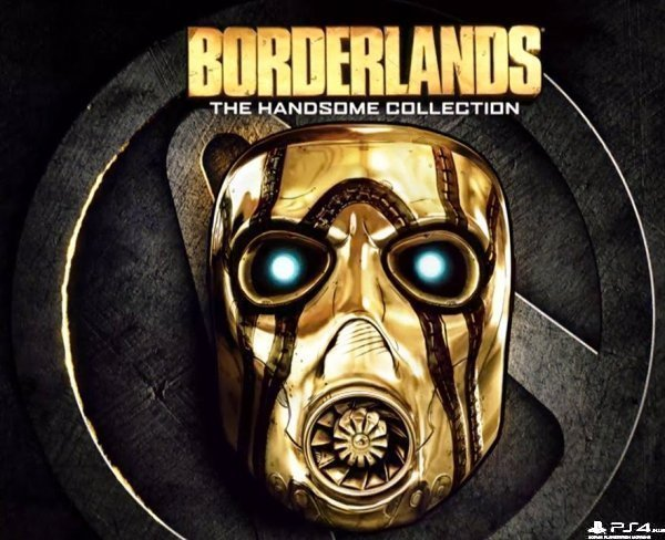 Borderlands: The Handsome Collection / (П1)